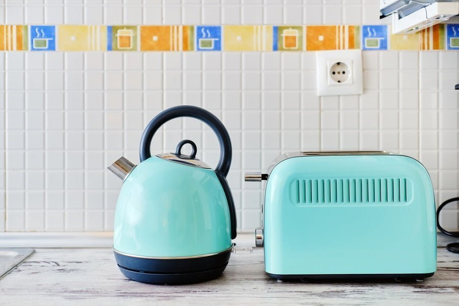 Turquoise Kitchen Appliances
