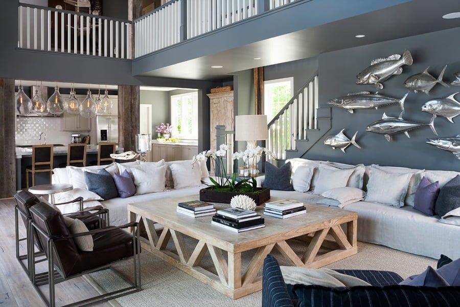 Fishing wall decor