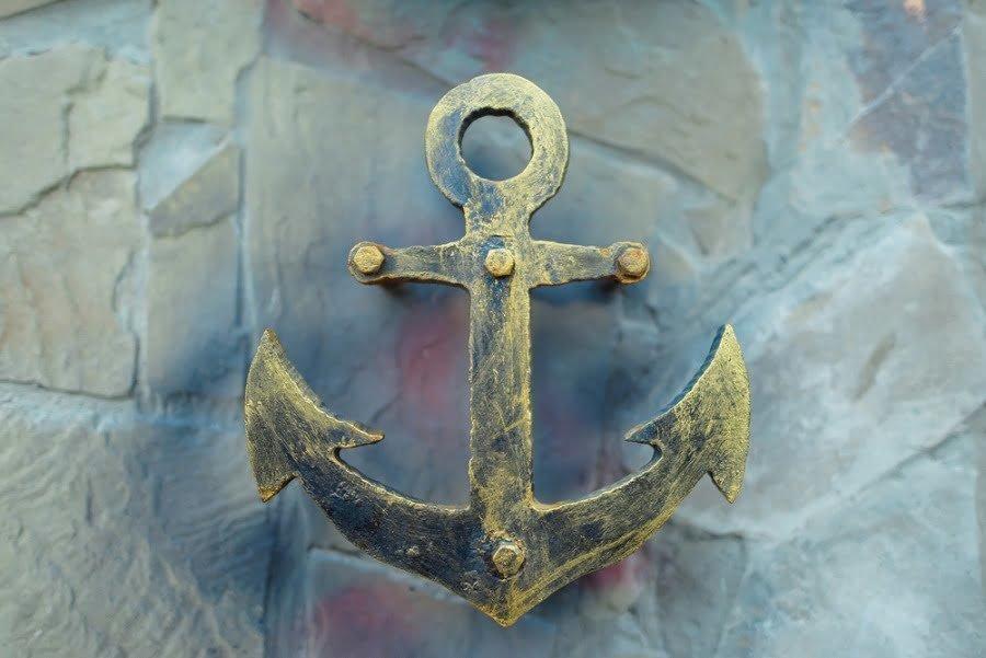 nautical metal wall art