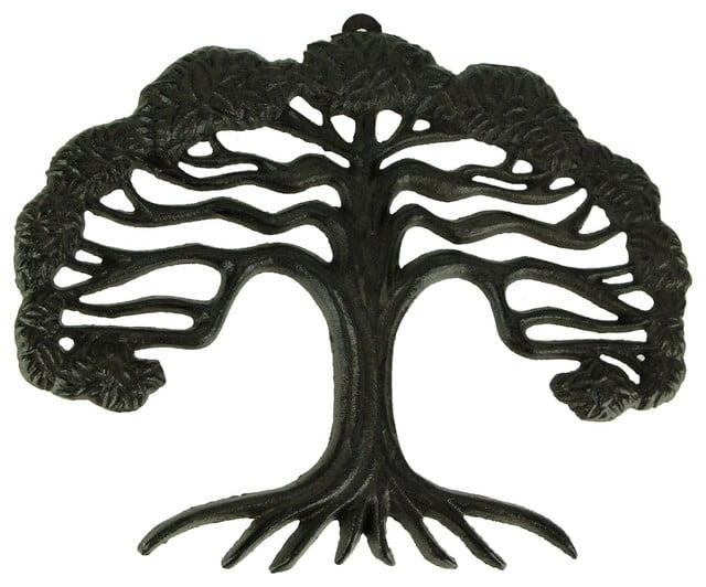 Cast Iron Wall Decor Outdoor