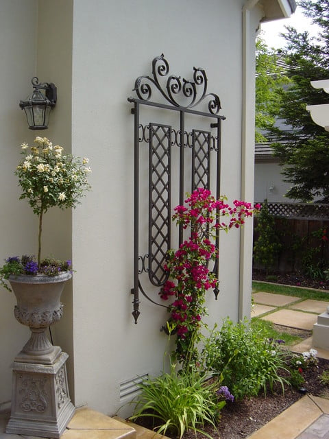 Outdoor Wall Decor