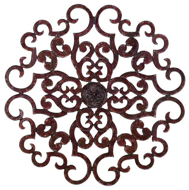 Patio Wall Metal Decor