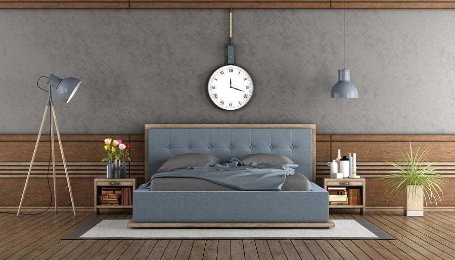elegant-master-bedroom-with-blue-bedroom-and-wooden-boiserie-3d-rendering